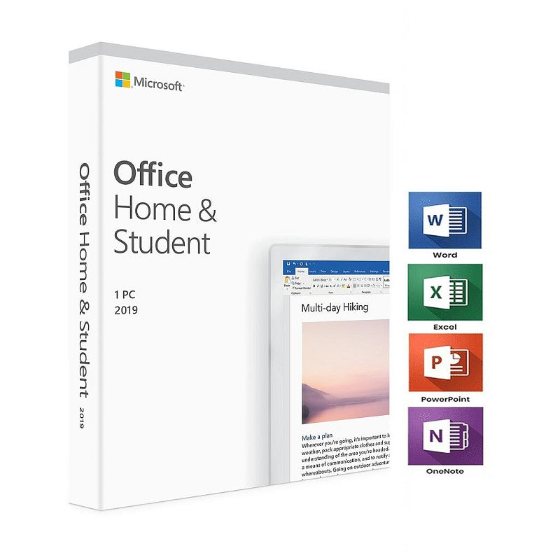 79G-05142 Microsoft Office Home and Student 2019