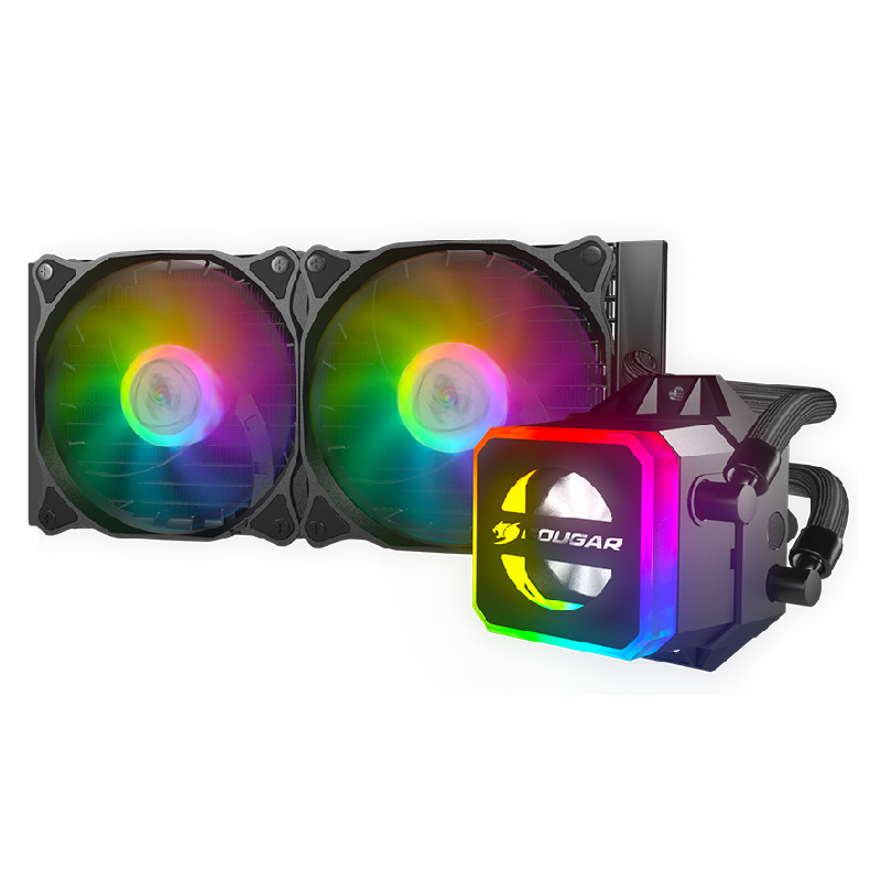 Cougar Helor 240 RGB AIO RL-HLR240-V1 water cooling Kit