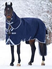 Horseware Rambo Original Turnout Blanket with Leg Arches - Medium 200g Fill