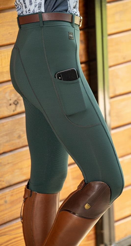 FITS Tech Tread All Season Lite Full Seat Breeches