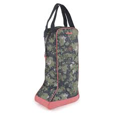 Shires Aubrion Camo Tall Boot Bag