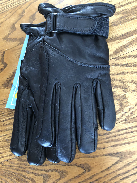 Equigear Leather with Thinsulate Lining