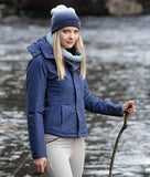 Horseware Bobble Hat & Snood Set