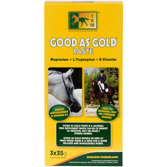 TRM Good as Gold Paste - Three Tube Pack