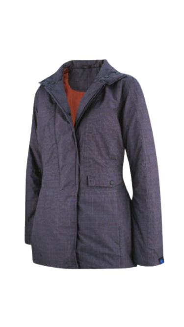 Irideon Ladies Highland Barn Coat