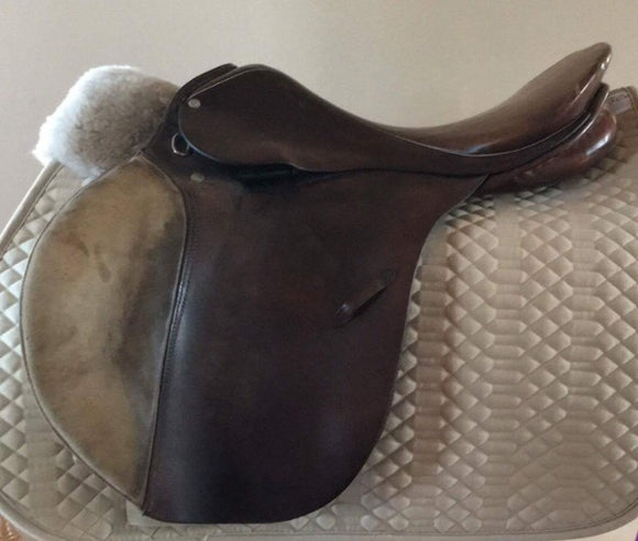 CONSIGNMENT - Courbette Pandur S All Purpose Saddle