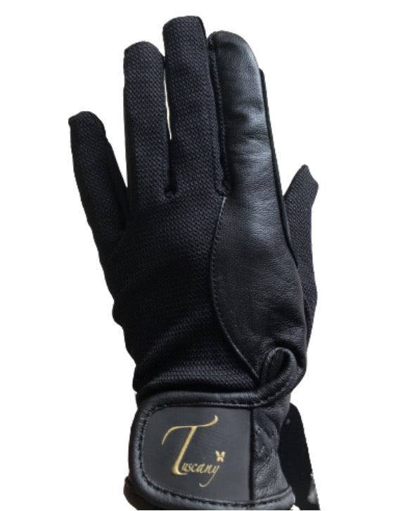 Tuscany Leather Breathable Glove