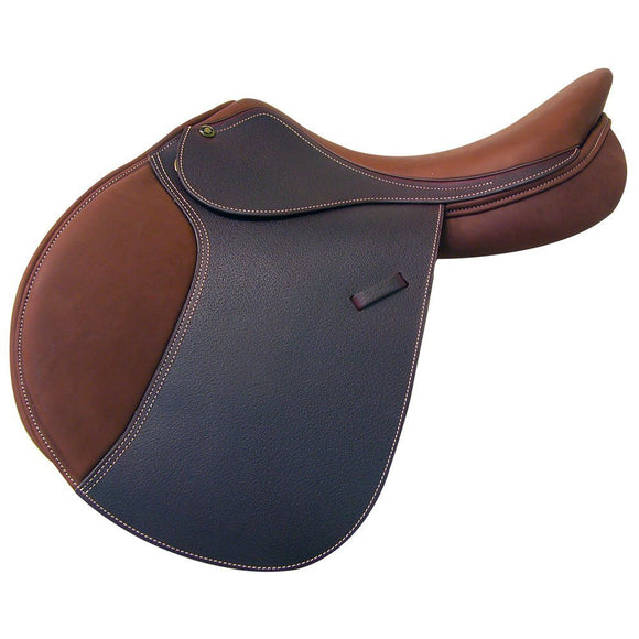 Intrepid Gold Deluxe Close Contact Saddle