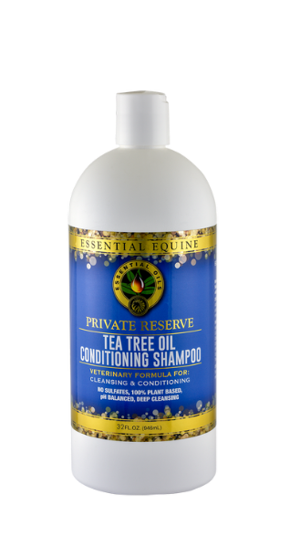 Essential Equine Private Reserve Tea Tree Oil Conditioning Shampoo