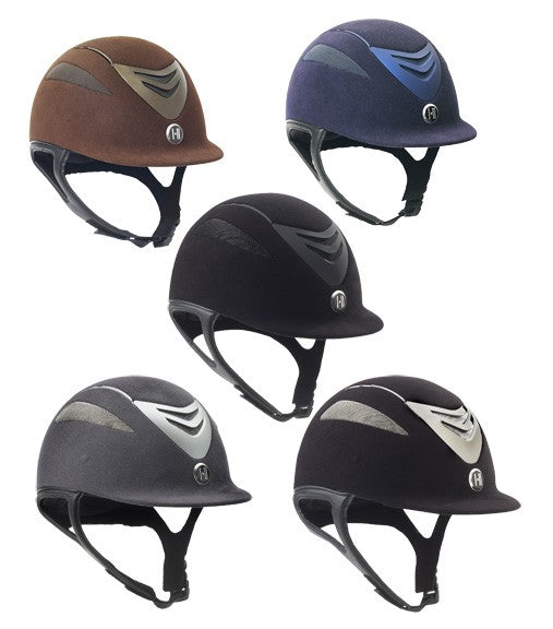 One K Defender Suede Helmet-0