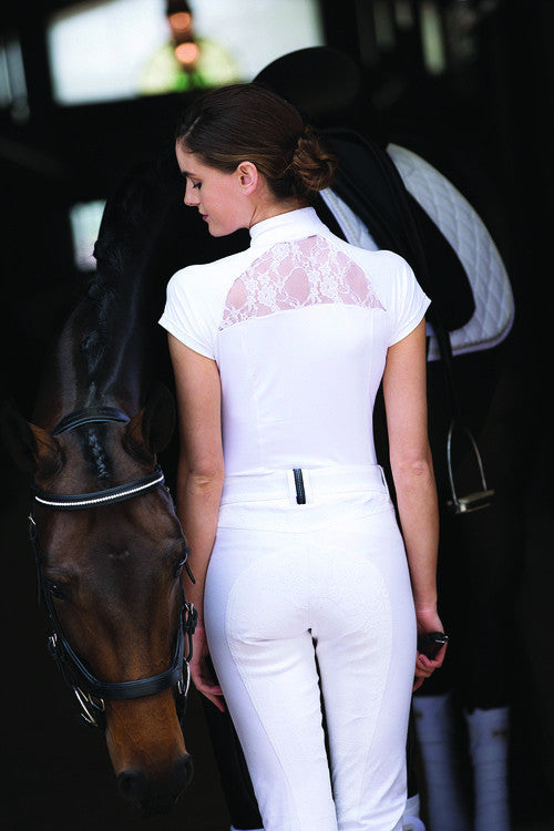 Horseware Sara Competition Shirt-0