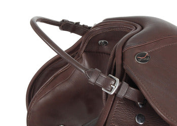 Shires Quality Leather Balance Strap