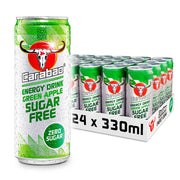 Green Apple Sugar Free 330ml (Pack of 24)