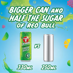 Green Apple 330ml (Pack of 24)