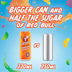Mandarin Orange 330ml (Pack of 24)