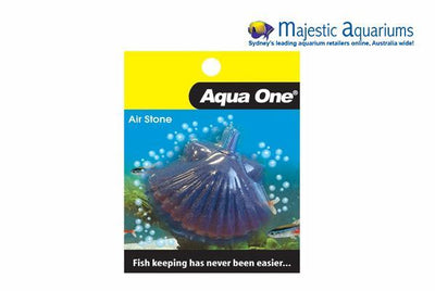 Airstone Shell Fish Medium