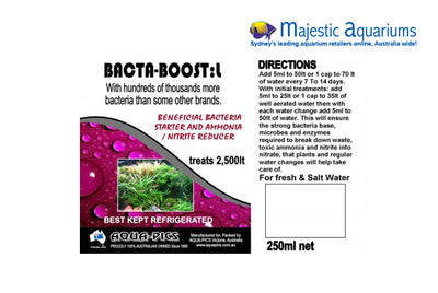 Aqua-Pics Bacta-Boost Liquid Bacteria 125ml