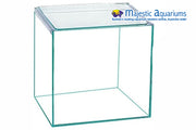 Aqua One 16 Betta Cube Square Glass Tank 16x16x16cm
