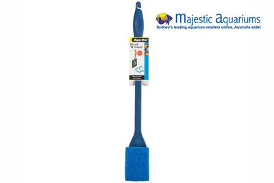 Aqua One Algae Scraper With Handle 18inch