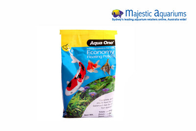 Aqua One Complete Staple Feed 4mm 5Kg