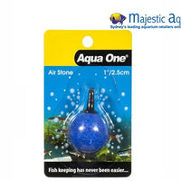 Aqua One Airstone Ball 1 Inch 2.5cm