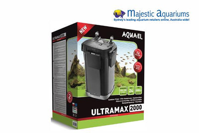 Aquael Canister Filter Ultramax 2000