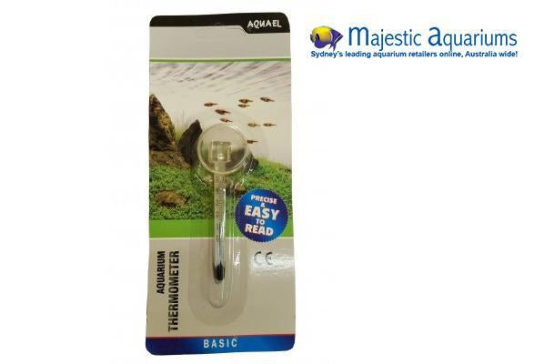 Aquael Glass Thermometer 6cm
