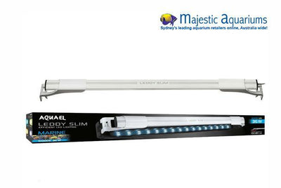 Aquael Leddy Slim 36W Actinic 100-120cm Complete Light Unit