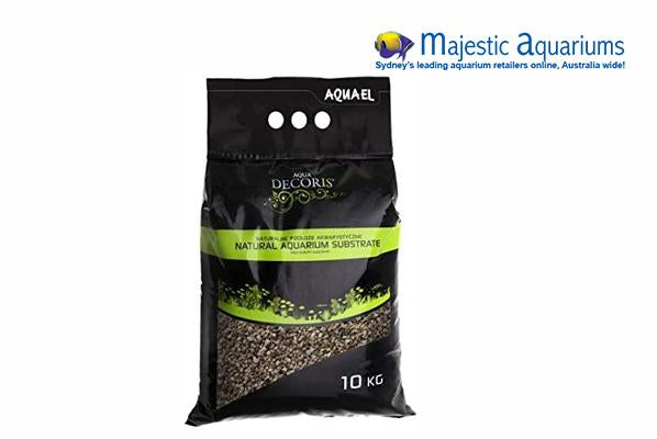 Aquael Natural Multicolored Gravel 5-10mm 10kg
