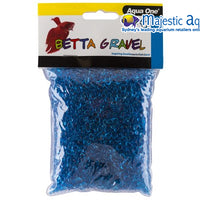 Betta Gravel Glass Blue 350g