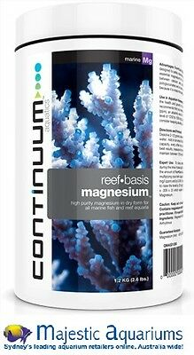 Continuum Aquatics Reef Basis Magnesium Dry 400g