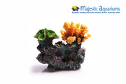 Aqua One Copi Coral 3 Corals On Live Rock Small 21x11x16cm