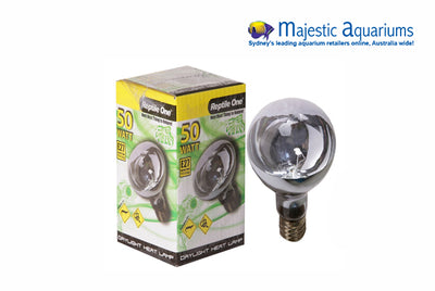 Daylight Heat Lamp 50w E27 Screw Fitting