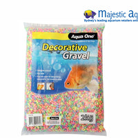 Decorative Gravel 2kg Neon 4 To 6mm No.2