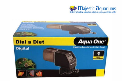 Dial A Diet Digital Auto Feeder
