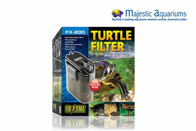 Exo Terra Turtle FX 200 Canister Filter