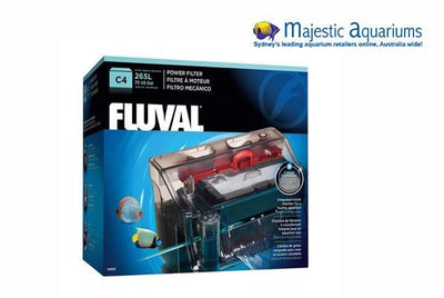Fluval C4 Hang On Filter Up To 265ltr