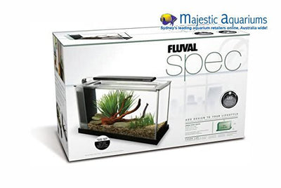 Fluval Spec V5  Aquarium Black 19ltr