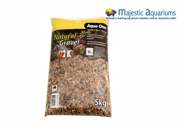 Natural Gravel Gold Mix 5kg