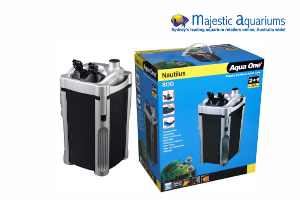 Nautilus 800 Canister Filter 800LH