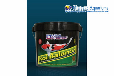 Ocean Nutrition Dry Koi Balance 3mm 2kg Bucket