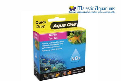 QuickDrop Nitrate NO3 Test Kit