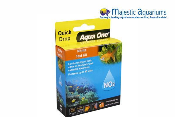 QuickDrop Nitrite NO2 Test Kit