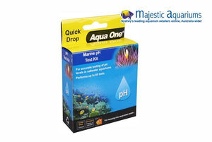 QuickDrop pH Marine 7 to 9 Test Kit