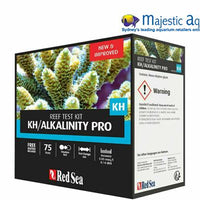 Red Sea Alkalinity Pro Testing Kit 75 tests