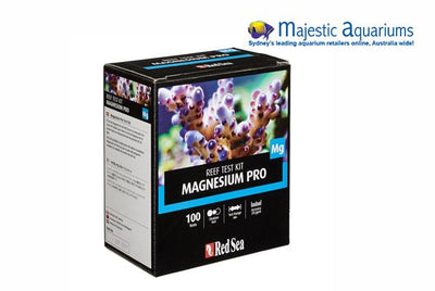 Red Sea Magnesium Pro Testing Kit 100 tests