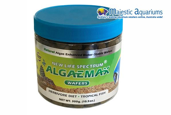 Spectrum AlgaeMax Wafers Sinking (12-12.5mm) 300g