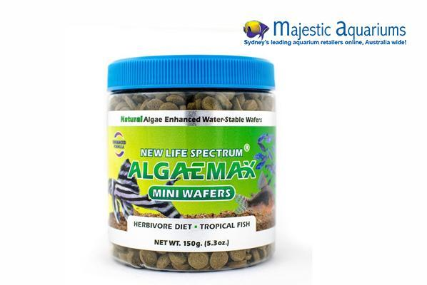 Spectrum AlgaeMax Mini-Wafers Sinking (7.25-7.75mm) 150g