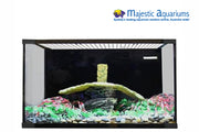 Turtle Eco 90 Glass Tank 90 L X 45 D X 50cm H