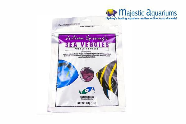 Two Little Fishies SeaVeggies Purple Seaweed 30g
